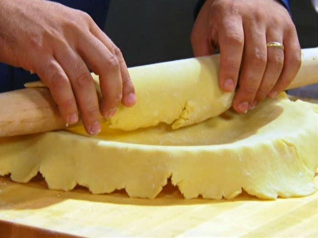 Best Pie Crust Ever | foodnetwork.com - Dear Food Network: Top 10 Thanksgiving Problems Solved 2
