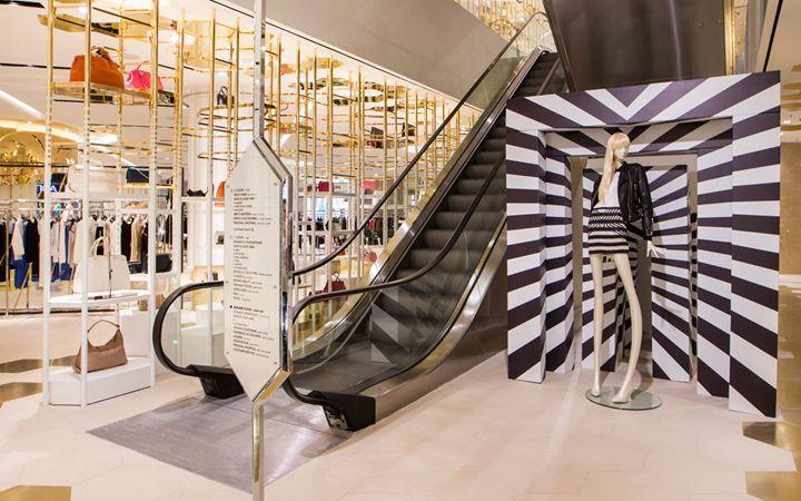 Harvey Nichols store by FOUR IV, Ankara   Turkey fashion