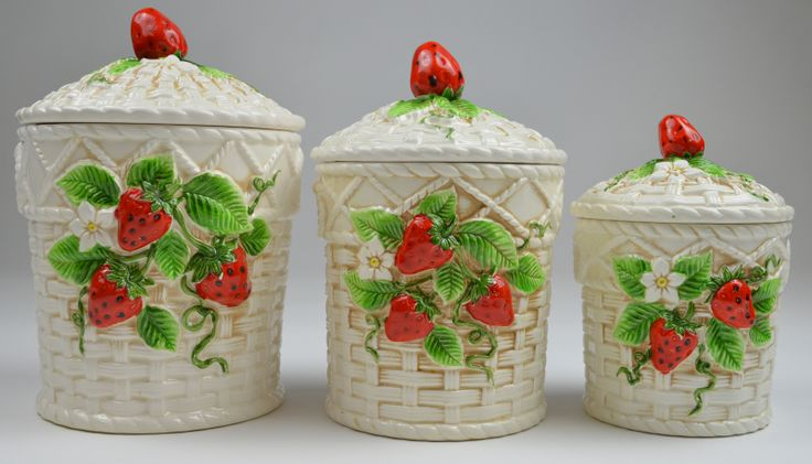 32 best paper towel holders of all kinds images on - Strawberry kitchen decorations ...