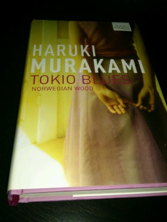 Tokio Blues, Haruki Murakami. Prestado por Joaquín. Sevilla, octubre 2012