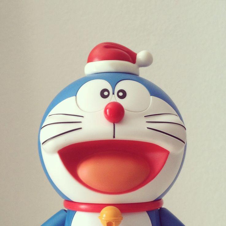 Doraemon santa