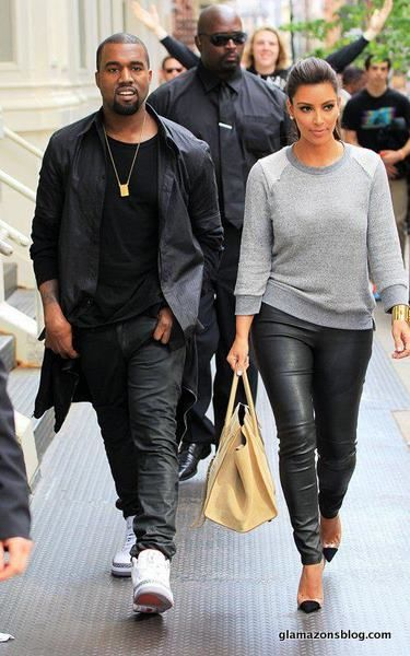 6 Ways Kim Kardashian Wears Leather Pants For Day – Plus, Shop 20 Styles! | Nubry - San Diego's #1 Fashion, Beauty, Events And Lifestyle Blog - What To Wear, Insider Tips, & Celebrity Trends