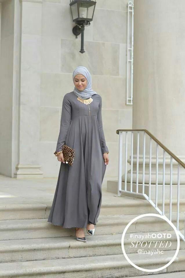 Inayah ♥ Muslimah fashion & hijab style