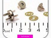 Magnetverschluss Ø15mm ( 2 Stck ) von InVotum auf Etsy