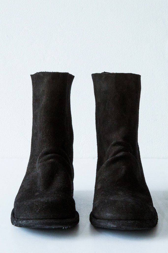 officine creative nero cordet boot – Lost & Found