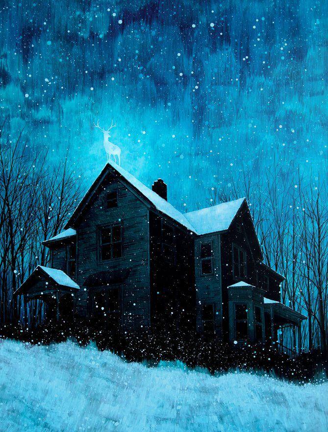 Daniel Danger11 Artist Daniel Danger #scary #horror #dark
