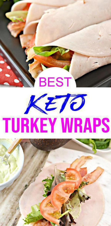 Keto Wraps Best Low Carb Turkei Blt Wrap Rezepte Keto