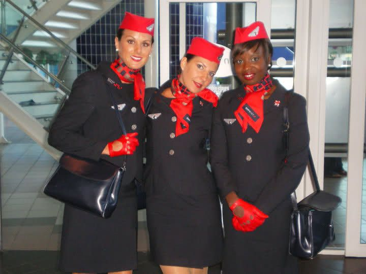 Cityjet Ireland Air Hostesses I Have Known Not