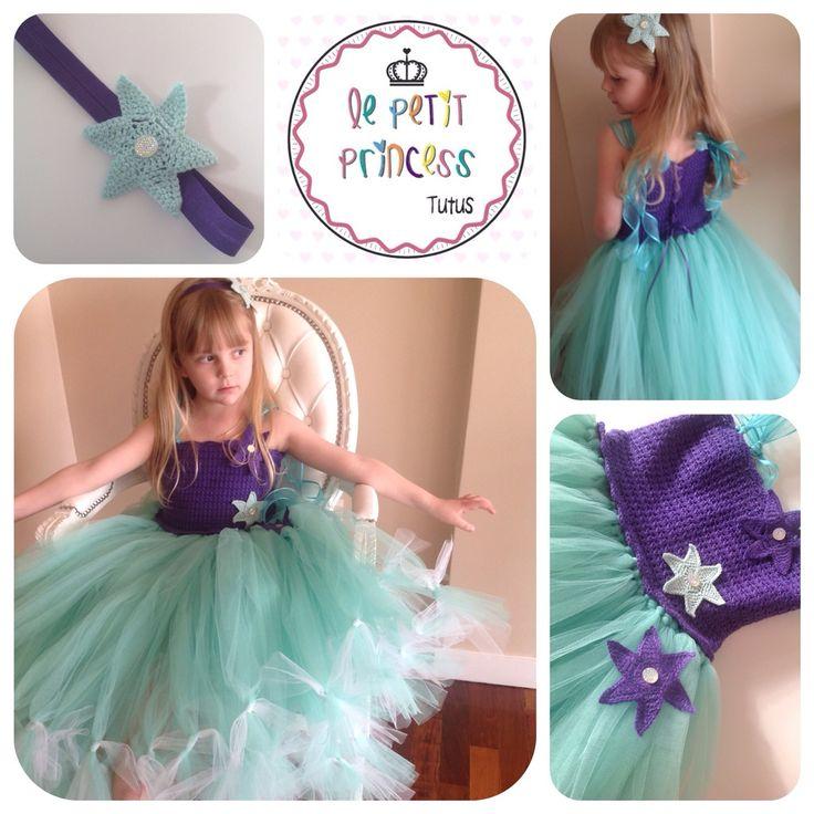 Vestido la Sirenita - Comprar en Princess tutu