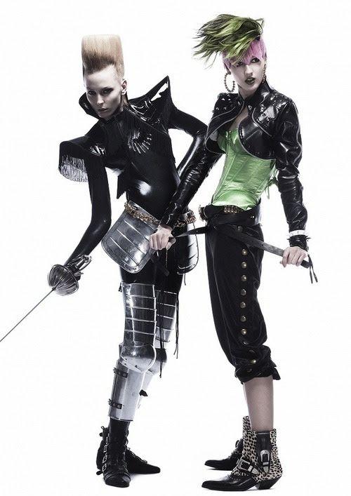 あごひげ海賊団 : 女性コスプレイヤーが扮したジョジョのキャラクターが秀逸