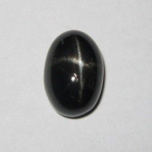 Batu Mulia Black Star Diopside 5.36 carat