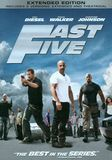 Fast Five [Rated/Unrated] [DVD] [Eng/Fre/Spa] [2011]