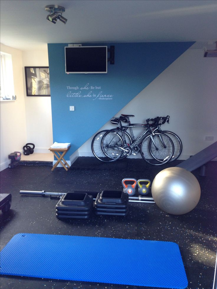 110 best Workout Room images on Pinterest Exercise rooms