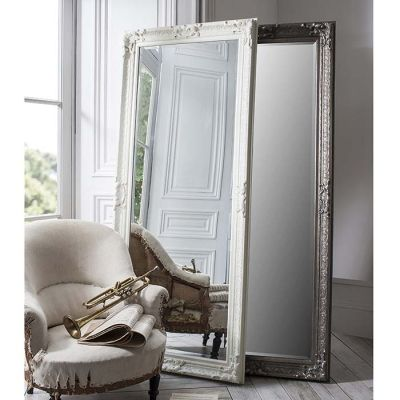 Pembridge Antique Cream Mirror 190x 81cm