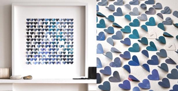 Love, love, love these <3 hearts