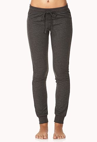 charcoal lounge pants, think I would need a pair in every color