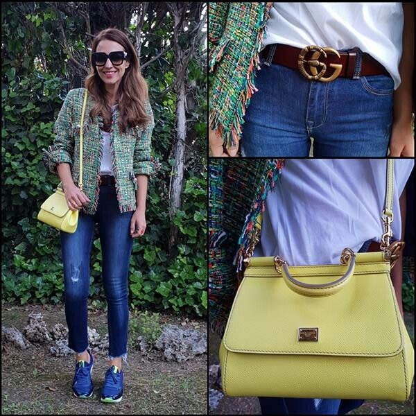 Con GabbanaBolsoshandbags Paula Echevarría Bolso Un De Dolceamp; L4j5RqcAS3