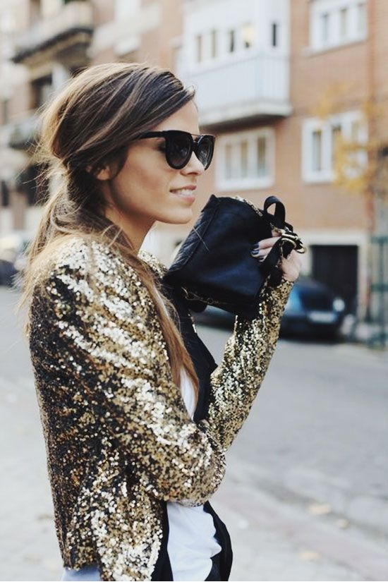 glitter   gold [autumn/fall] | glitter is always appropriate ...