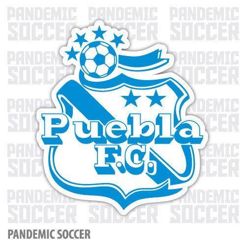 Puebla FC Mexico Liga MX Camoteros Vinyl Sticker Decal Calcomania