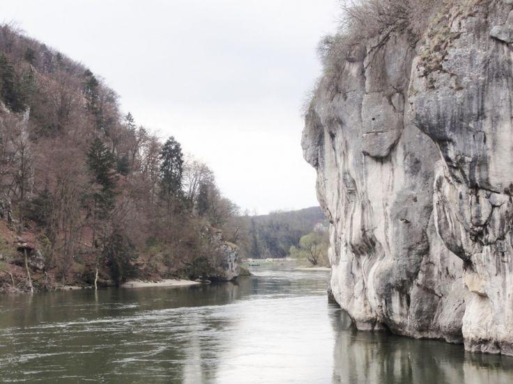 Danube River Gorge, The Weltenburger Enge