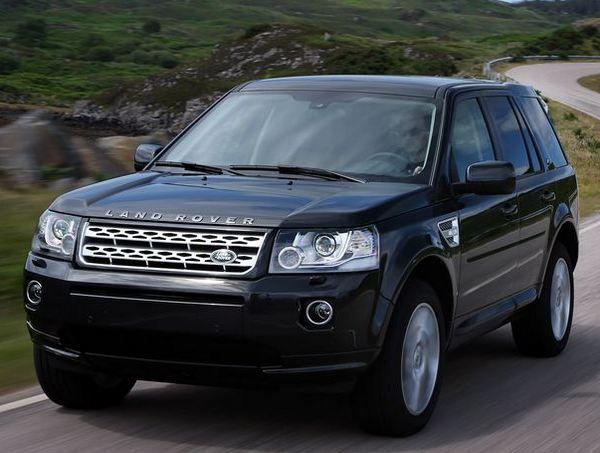 Land Rover reveals 2013MY Freelander 2