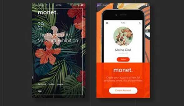 20 Fresh App Design PSD Freebies You'll Love