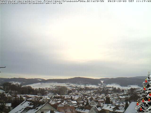 Wetter Südhessen Odenwald