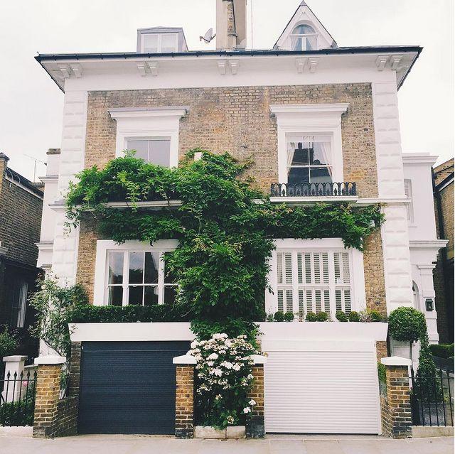 Kensington flat (Ahh....perfect. So perfect.)