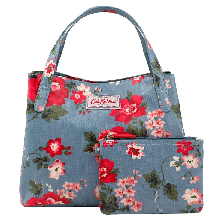Winter Rose Small-Size Grab Tote | Cath Kidston |