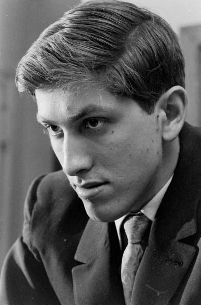 Bobby Fischer.