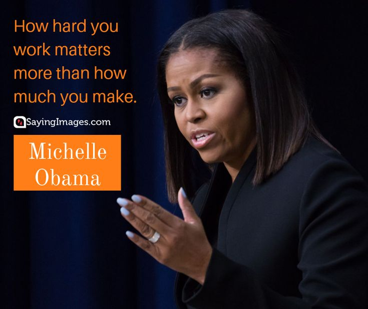 20 Michelle Obama Quotes About Hard Work, Positivity, And