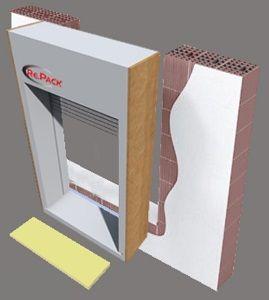 Shutter Box - monoblocco termoisolante per avvolgibili e finestre | www.finestreinpvc.net
