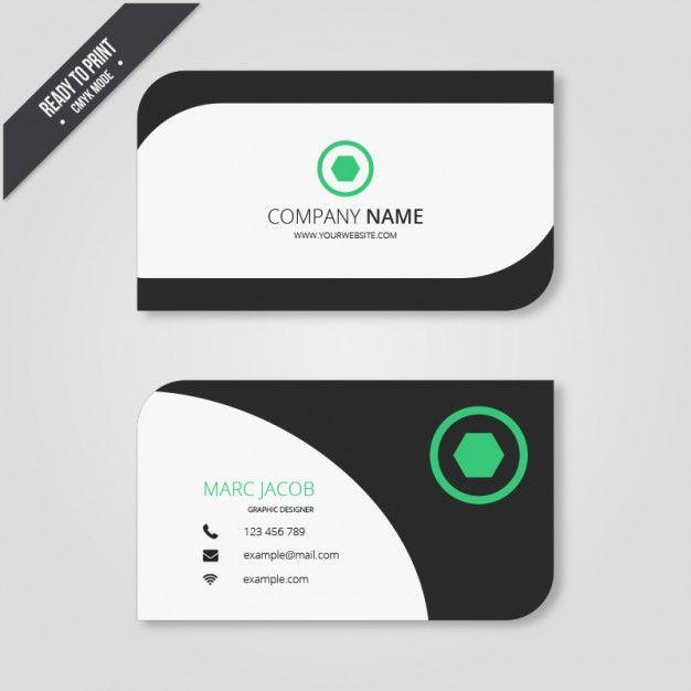 50 plantillas para tarjetas de presentacion graph d business