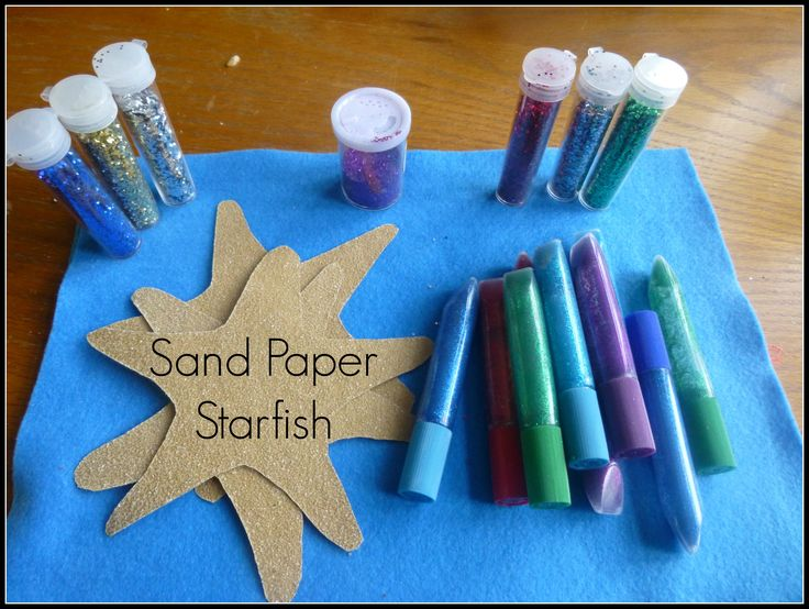 Today we continued our activities marking the tenth anniversary of Oliver Jeffers' How To Catch A Star Inspired by Meet The Dubiens we made sand paper starfish. First I printed off a starfish templ...