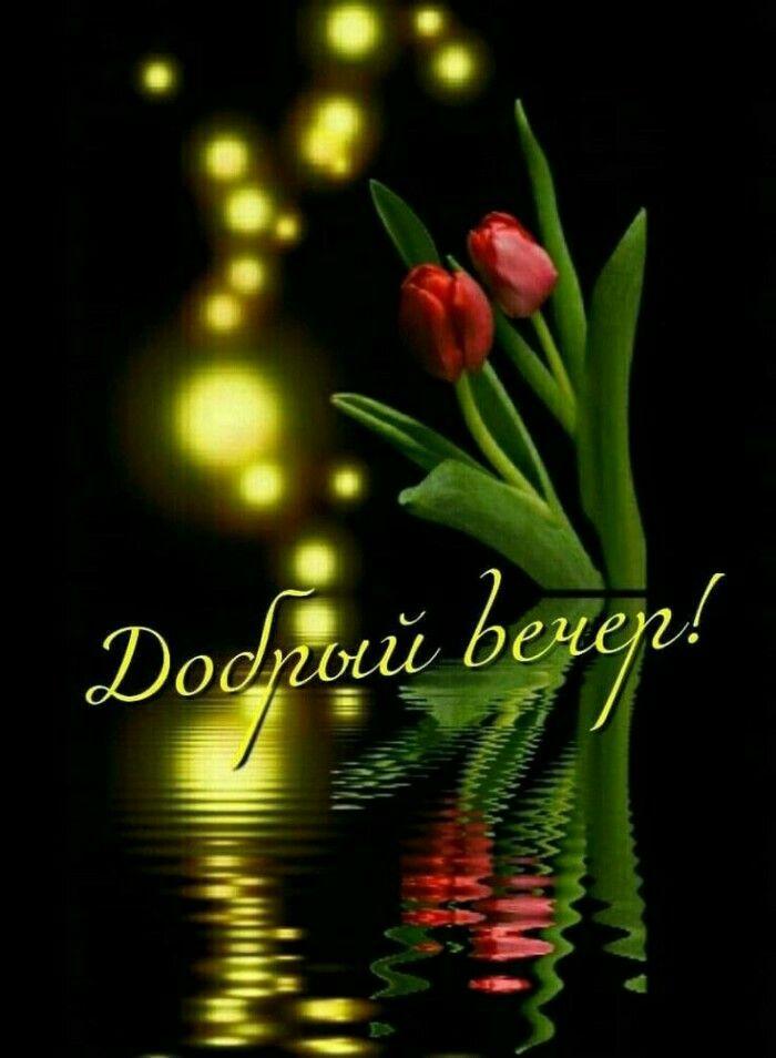 Открытки православные добрый вечер и спокойной ночи хорошего настроения мужчине