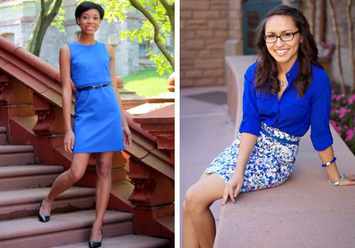 Clothes For Hire: Ann Taylor Dresses 50 College Seniors In Interview Styles    Eeeeep, I'm on racked.com!