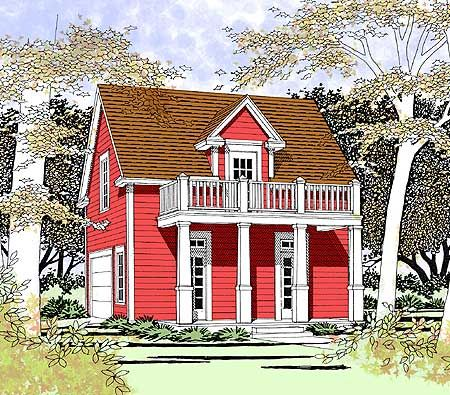 17 best images about garage houses on pinterest carriage for Studio over garage plans