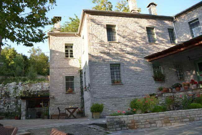 PANTHEON Traditional Inn | #Epirus #Ioannina #Papigo #Greece #GuestInn