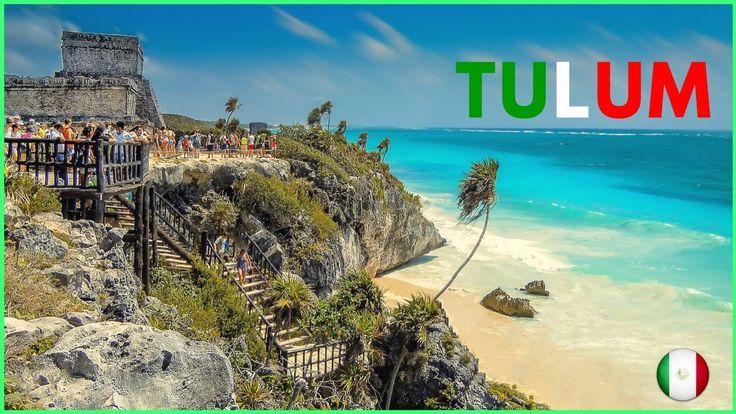 Le rovine Maya di Tulum - Messico | Ruinas de Tulum - Mexico