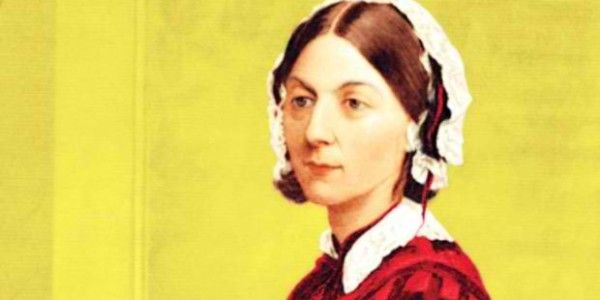 """Rather, ten times, die in the surf, heralding the way to a new world, than stand idly on the shore."" Florence Nightingale"