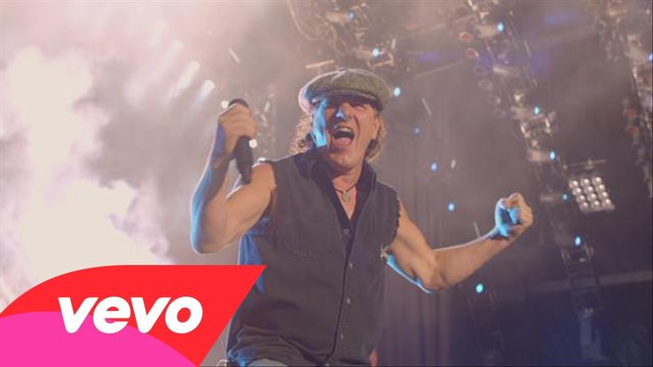 AC/DC - Rock N Roll Train (Live At River Plate 2009)