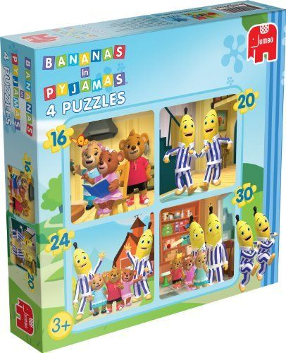 Bananas in Pyjamas 4-in-1 Jigsaw Puzzles, http://www.amazon.co.uk/dp/B00DDND5BM/ref=cm_sw_r_pi_awdl_Ds8Yvb09WV9YH