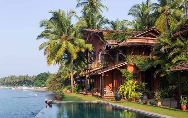 Anahata Retreat | Goa India