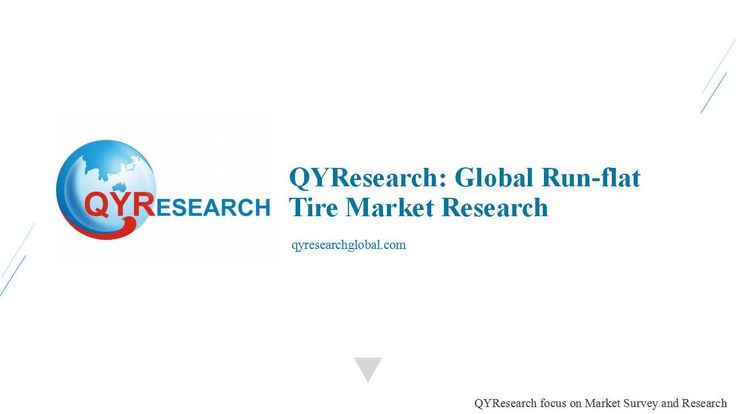 The global Run-flat tires market is relatively concentrated as the manufacturing technology of Run-flat tires is relatively higher than some light tires. Some enterprises are well-known for the wonderful performance of their Run-flat tires and related services. The global leading players Michelin, Bridgestone and Goodyear are remarkable in the global Run-flat tires industry because of their market share and technology status of Run-flat tires.
