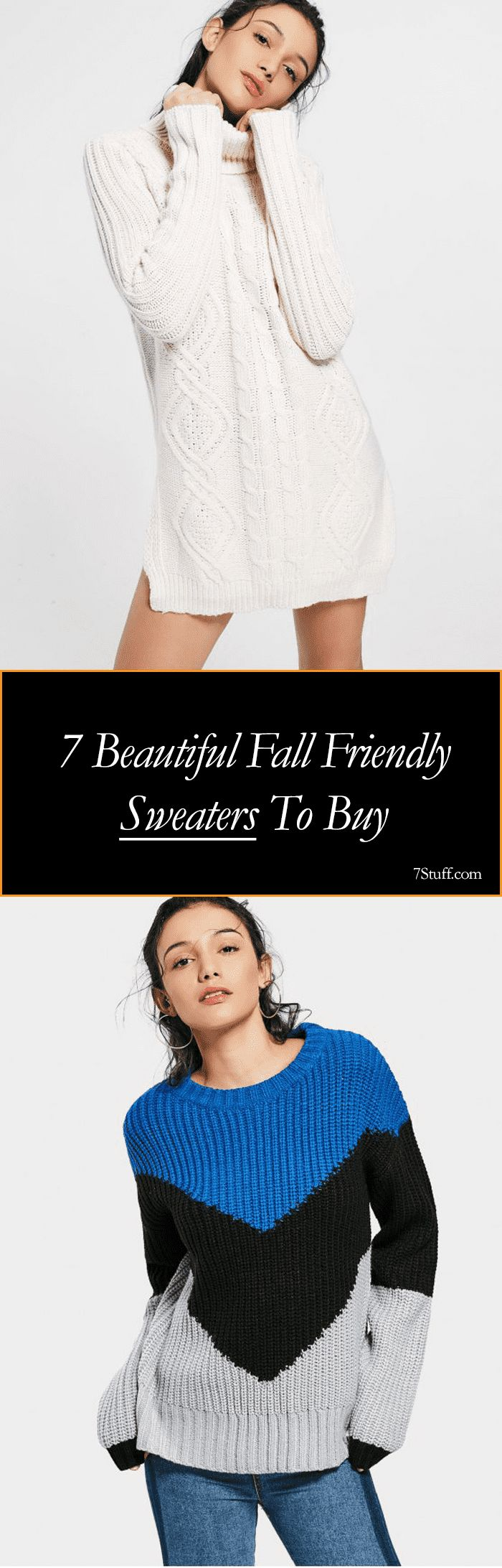 Discover the best sweaters, cardigans for fall from your favorite online shops.