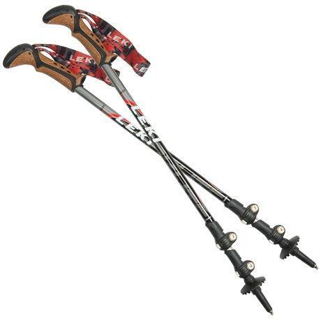 LEKI Corklite Speed Lock® Trekking Poles - Pair)