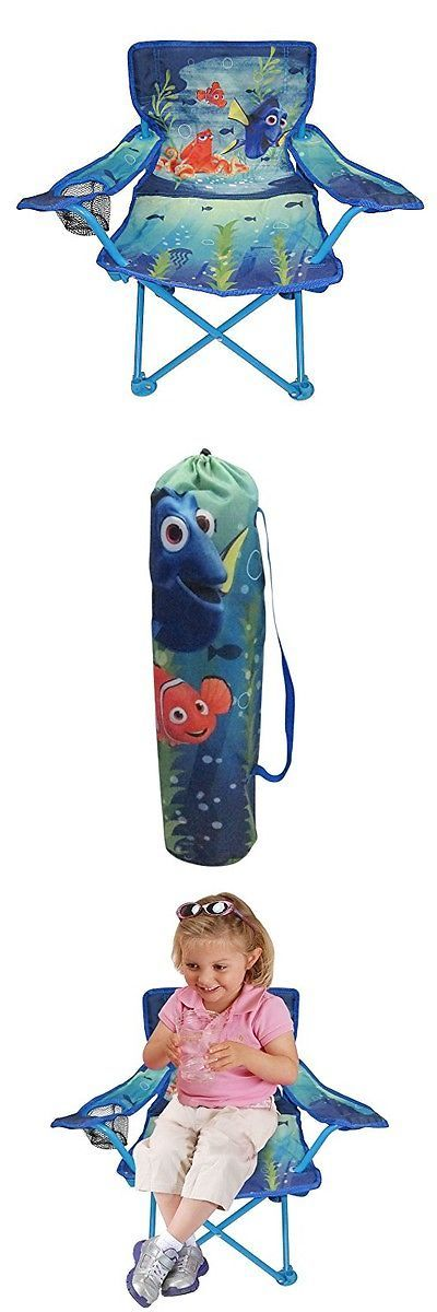 Other Outdoor Toys Structures 11742: Disney Finding Dory Fold N Go Chair -> BUY IT NOW ONLY: $51.34 on eBay!