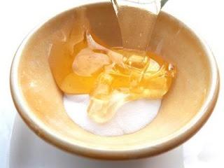 Honey Face Wash.