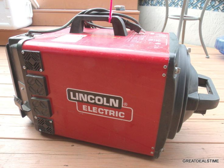 LINCOLN ELECTRIC Welder Fume Extractor Vacuum, X-Tractor Machine K652-1 #2 #Lincoln