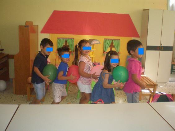 παιχνιδοκαμώματα στου νηπ/γειου τα δρώμενα: παιχνίδια γνωριμίας και.....ποια…